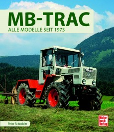 MB-TRAC - Alle Modelle seit 1973