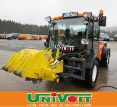 Multihog MX 120 Winterdienst